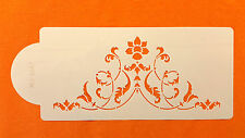 CAKE DECORATING STENCIL GREAT SIZE WEDDING CAKES AND OTHER CAKES ARTS CRAFTS S15
