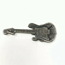 FENDER Stratocaster LEFT-HAND Guitar Belt Buckle 5""