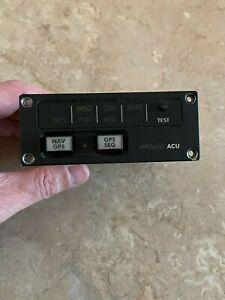 APOLLO / MORROW ACU ANNUNCIATOR CONTROL UNIT P/N 430-6080-000