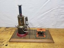 Vintage Weeden Steam Engine Toy Model With Table Saw