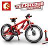 Sembo Bausteine Blocks Sets Mountainbike Rennwagen Sportwagen 306PCS Spielzeug