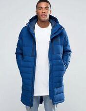 Nike Zip Hooded Long Coats & Jackets for Men