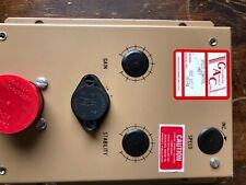 Governors America Speed Control Unit Model Esc61c-7