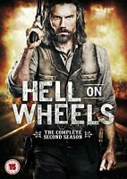 Hell On Wheels - Season 2 [DVD][Region 2]
