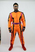Overall Go kart/Car race suit Size XL (Same Day Shipping from Canada)