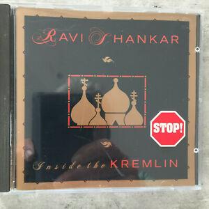 RAVI SHANKAR: Inside  the Kremlin (CD Private Music 259 620 / neu )
