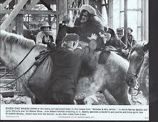 "McCabe & Mrs Miller 1971 8x9.5"" Black & white movie photo #13"