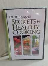Dr. Fuhrman's - Secrets to Healthy Cooking (DVD) The World's Healthiest Foods!
