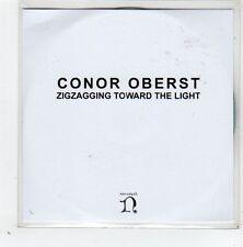 (GD780) Conor Oberst, Zigzagging Toward The Light - 2014 DJ CD