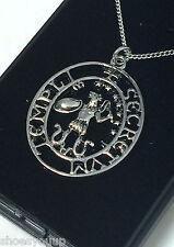 Masonic Knights Templar Silgil of Abraxas Pendant & Chain Jerusalem Talisman
