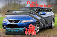 HONDA ACCORD 2003-2008 SALOON ESTATE  Wind deflectors 2.pc HEKO 17118 ONLY FRONT