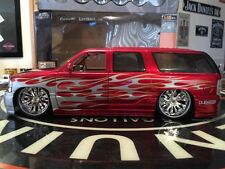 Jada 1/18 02 Gmc Yukon Denali Model Kit (Extremely Rare)