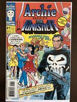 ARCHIES COMICS MARVEL ARCHIE MEETS THE PUNISHER NM/NM+