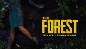 The Forest PC {READ DESCRIPTION }