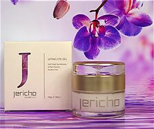 1 x JERICHO'S Famous LIFTING EYE GEL! With Dead Sea Minerals & Plant Extracts!!