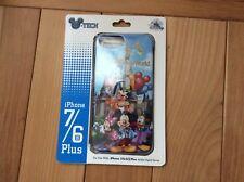 Disney iPhone Case Walt Disney World  7/6 Plus NIP
