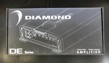 DIAMOND AUDIO DE1600.1D 1 CHANNEL AMPLIFIER 1600 WATTS RMS CAR SUBWOOFER AMP NEW