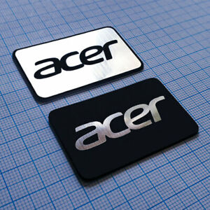 ACER - Metallic Badge Sticker Set (2 pieces)