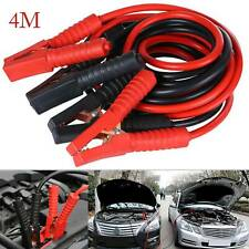 4M 2000 AMP Starthilfekabel Überbrückungskabel KFZ PKW LKW Starterkabel Kabel