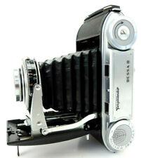 Voigtländer BESSA II Color Heliar 105mm f3.5 3388891 folding camera jc024