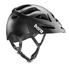 Bern Helm Morrison Zipmold -Visor MTB-Helm, Fahrradhelm 54-57cm, ´mattschwarz