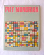 PIET MONDRIAN - Italo Tomassoni-i maestri del novecento-SADEA SANSONI 1969