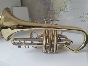 Bach Stradivarius 184 Cornet Bb fully refurbished