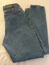 Lee Vintage Ladies Jeans Size 14L 100% Cotton Made in USA