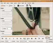 AVIDEMUX POWERFUL VIDEO EDITING EDITOR SOFTWARE SUITE PROGRAM MAC
