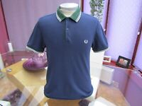 """Fred Perry Medium Men's  Lovely Slim Fit Polo  T-Shirt  -  42"""" Chest"""