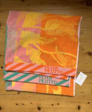 Brand New With Tags Designer Luxury Peter Pilotto Beach Towel