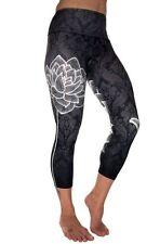 Inner Fire Lotus Capri Yoga Pant Leggings NWT Eco-Friendly Large