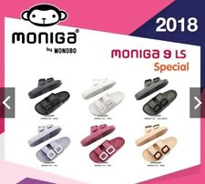 MONOBO Monica9 SHOES Vintage Sandals Shoes Unisex  Made in Thailand Free ship.