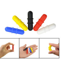 6Pcs Archery Bow String Stabilizer Silencer Dampener Rubber Bowstring Shooting