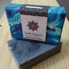 Active Charcoal & Mint Face & Body Handmade Natural and Facial Moisturizing Soap