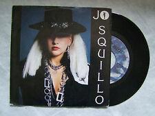 """JO SQUILLO""""O FORTUNA / METALLICA- Disco 45 giri 20th SECRET"""""""