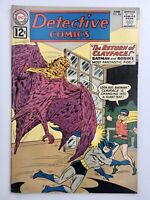 Detective Comics  #304 DC Silver Age 1962 Batman Comic Book VG FN 5.0