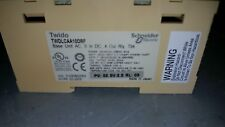 Schneider Twido TWDLCAA10DRF Programmable Controller 100-240 vac