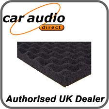 Silent Coat Sound Absorber 35 Car Audio Deadening Noise Proofing Pack - 2 Sheets
