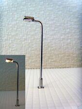 S146 - Set 10 Piece Lamps Modern Streetlights 1-flammig 6cm Silver