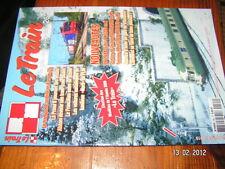 Le Train n°262 BB26000 Imprimerie station lavage Prima2