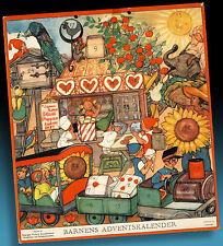 Antiguo Calendario de Adviento 1955 Original > Tierra Navidad > Fabulosa