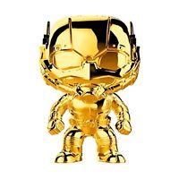 Funko Marvel Stud10s POP Ant-Man Chrome Vinyl Figure NEW IN STOCK