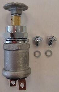 Push Pull Ignition Switch Fits IH FARMALL Fits Cub A B C H Super M 100 Repl