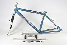 Menco MTB Bicycle Frame Rock Shox Judy T2 Suspension Fork Mountain Bike Frameset