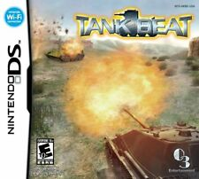 Tank Beat (2007, O3 Entertainment) Brand New Factory Sealed USA Nintendo DS Game