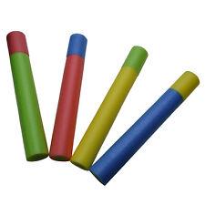Wasserspritze 4er Set Wasserpistole Poolspielzeug Wasser für Kinder 35 cm