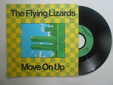 THE FLYING LIZARDS : MOVE ON UP ♦ 45 TOURS PORT GRATUIT ♦