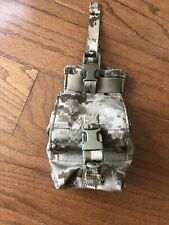 Eagle Industries AOR1 MBITR Radio Pouch with battery compartment, NSW, LBT