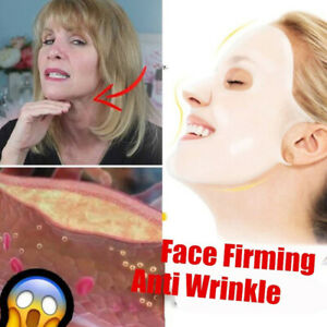 Anti Wrinkle Moisturizing Skin Care Lifting Firming Resuable Silicone Face Mask